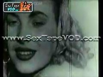 Marilyn Monroe Sex Tape , Known Celebrity Sex Tapes