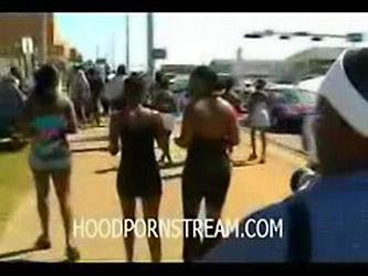 black hood ghetto Kapp Beach Party Part 2