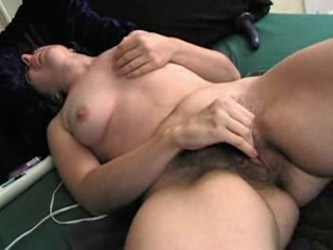 Hairy Girls Juicy Orgasm