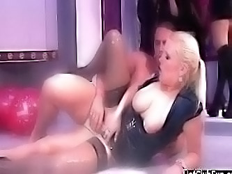 Drunken Sexy Chicks In Wild Hard...