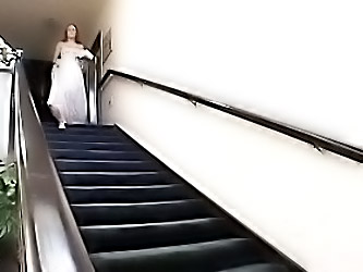 Bride Starts Marriage By Fucking...