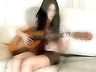 Shy Amateur Music Lover First Ti...