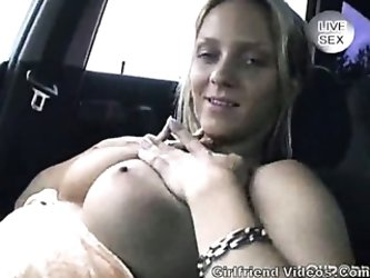 Parking Lot Public Pussy Play