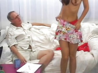 Couple;Vaginal Sex;Oral Sex;Anal Sex;Teen;Brunette;Caucasian;Blowjob;Cum Shot