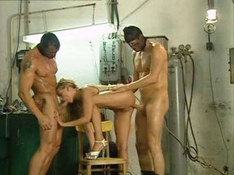 Victoria Swinger - rectal and DP
