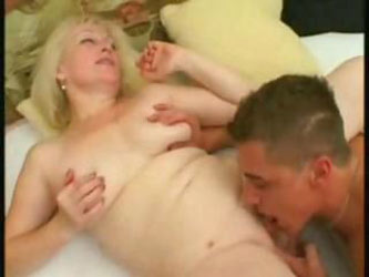 Disappointing MILF sister with an unenjoyable cigar box gets boned by a young man