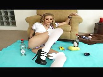 Chastity Lynn : Bad, Naughty, Babysitter