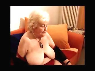 Having fun with 82 years old neighbor slut