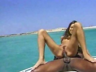 hottest sex on a boat