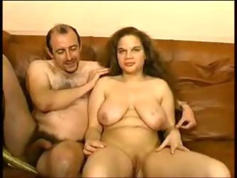 FRENCH CHUBBY BUSTY AUDITION - HARDCORE AMATEUR  -JB$R