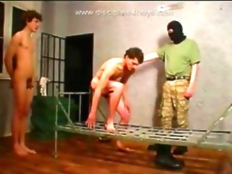 Military Hazing Electro Torture
