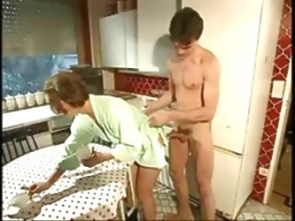 Young Boy Fucks Mature Mom In Th...
