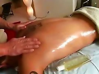 Gay Dude Get Prostate Massaged Deep