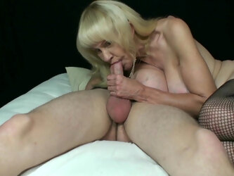 Maleta - Big Tit Smoking Whore Stepmother Waits To Fuck Me