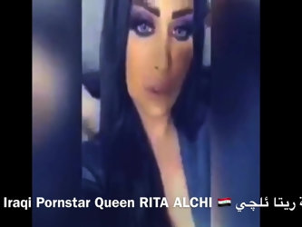 Arab Iraqi Porn star RITA ALCHI Sex Mission In Hotel