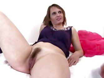 shaved, licked and fucked cunt milf