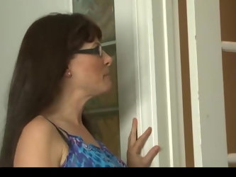 Mature Wife Seduce Youngest Neighbor