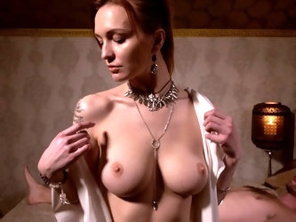 Gorgeous Tantric Masseuse Explodes your Sexual Energy