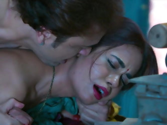 Dhoban aur Sarpanch Caught by Her Hubby Golu Doing Wild Sex