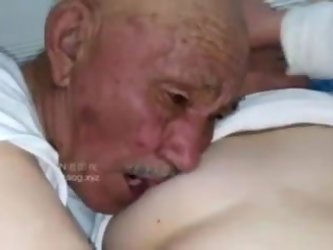 Old man fuck grandma