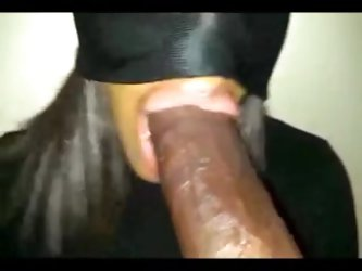 Monster cock in my mouth