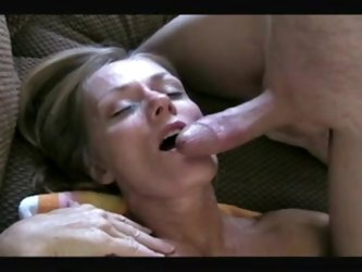 MILF cumshots and creampies