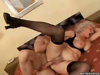 I Wanna Cum Inside Your Grandma #04