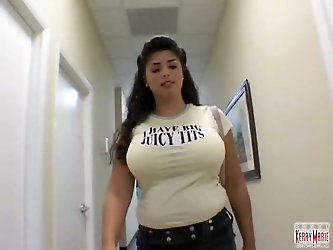 I Have Big Juicy Tits