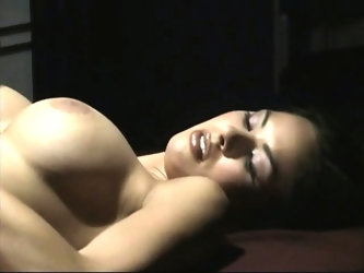 Kitana Baker naked having hot lesbian sex with some girl.