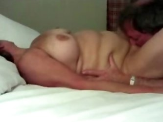 That clip was filmed in the hotel where I work. After the mature couple shifted out I found CD with private sex scene. In the filthy clip, horny old d