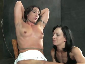 Wenona gets an enema
