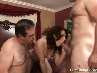 Cameron love in some cuckold lovin'