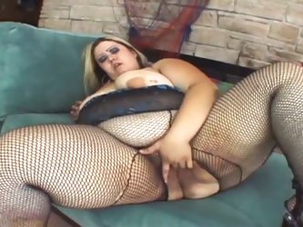 Amateur sex movie with a bbw slut