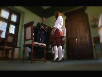 Russian institute (scene from 13 part)