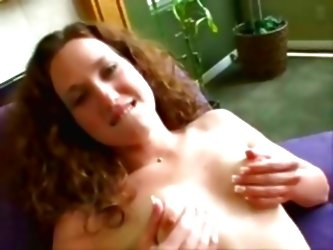 Solo Girl Masturbating
