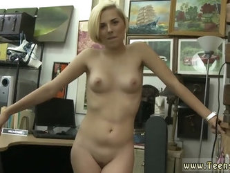 Teen amateur big cumshot and oily ass solo Boom goes the Bass