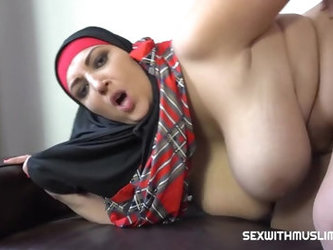 Escort Stepmother Gets Throatfuck