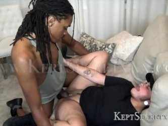 HOT TRANSMAN GETS POUNDED RAW BY BIG BLACK DICK THEN BREEDING KEPTSECRETXXX