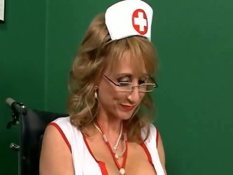 Nurse Granny is a Hot Fuck
