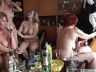 CzechHomeOrgy 4 Part 3
