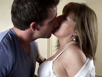 Mature Pandora banged hard from behind