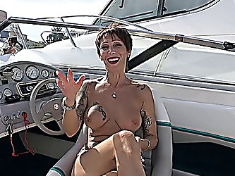 mature on boat