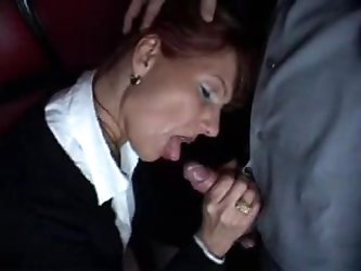 HOT MILF IN SEX SHOP