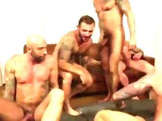Rocco Steele's Breeding Party Grows